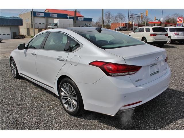 2015 Hyundai Genesis 3.8 Technology (Stk: ) in Leamington - Image 7 of 29