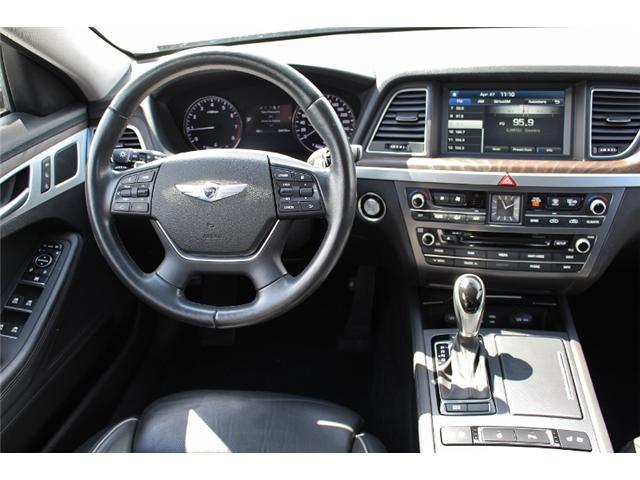2015 Hyundai Genesis 3.8 Technology (Stk: ) in Leamington - Image 21 of 29