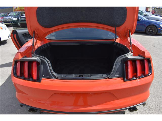 2015 Ford Mustang GT (Stk: p36561) in Saskatoon - Image 8 of 23