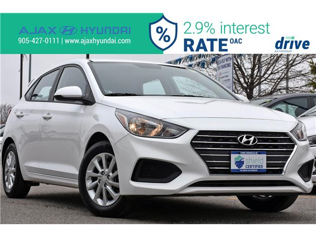 2019 Hyundai Accent Preferred (Stk: P4709R) in Ajax - Image 1 of 31