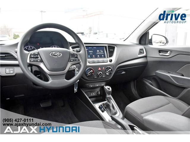 2019 Hyundai Accent Preferred (Stk: P4709R) in Ajax - Image 2 of 31