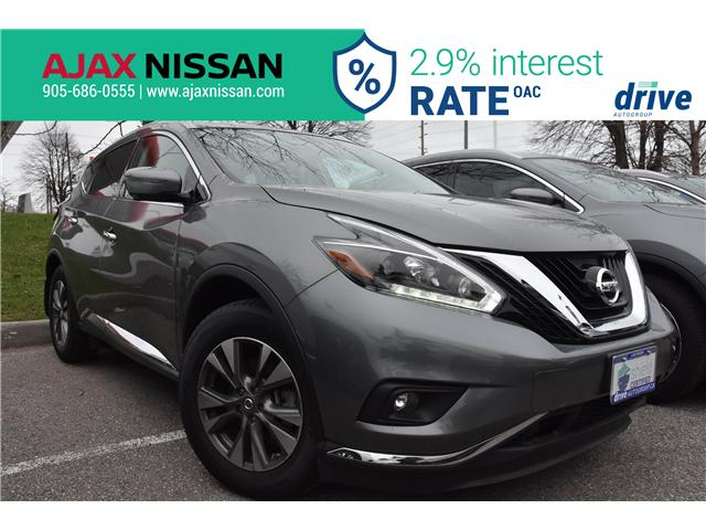 2018 Nissan Murano SL (Stk: P4156CV) in Ajax - Image 1 of 36