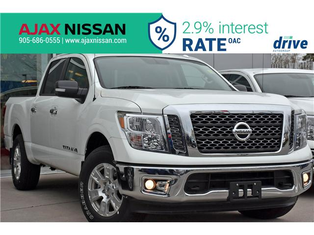 2018 Nissan Titan SV (Stk: P4110CV) in Ajax - Image 1 of 32