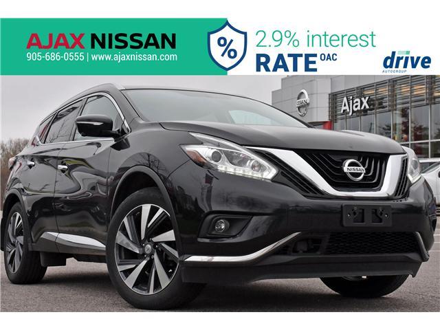 2015 Nissan Murano Platinum (Stk: P4137) in Ajax - Image 1 of 34