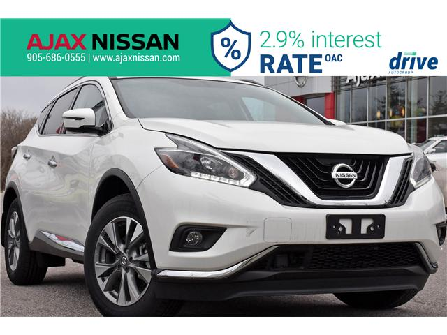 2018 Nissan Murano SV (Stk: P4154CV) in Ajax - Image 1 of 35