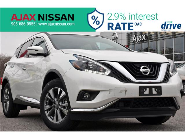 2018 Nissan Murano SV (Stk: P4149CV) in Ajax - Image 1 of 36