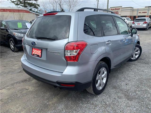 2015 Subaru Forester  (Stk: 418033) in Orleans - Image 4 of 30