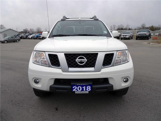 2018 Nissan Frontier PRO-4X | 4x4 | NAV | PWR HTD LEATHER | SUNROOF | (Stk: DR133) in Brantford - Image 2 of 44