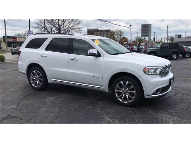 2016 Dodge Durango Citadel (Stk: 44755) in Windsor - Image 2 of 14