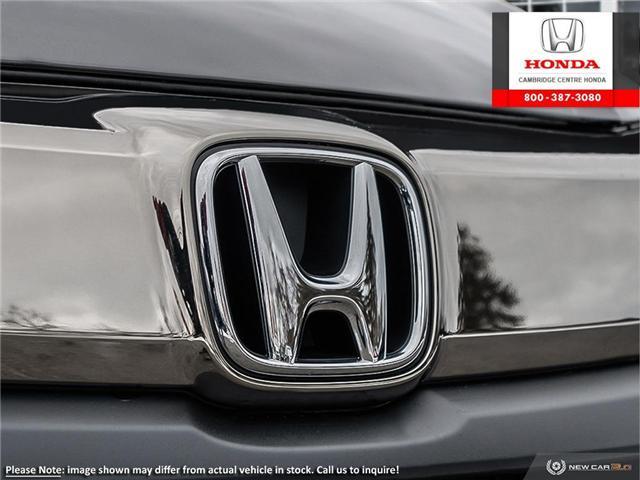 2019 Honda HR-V LX (Stk: 19756) in Cambridge - Image 9 of 24