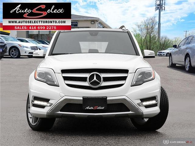 2015 Mercedes-Benz Glk-Class 4Matic (Stk: 1QLKD23) in Scarborough - Image 2 of 29