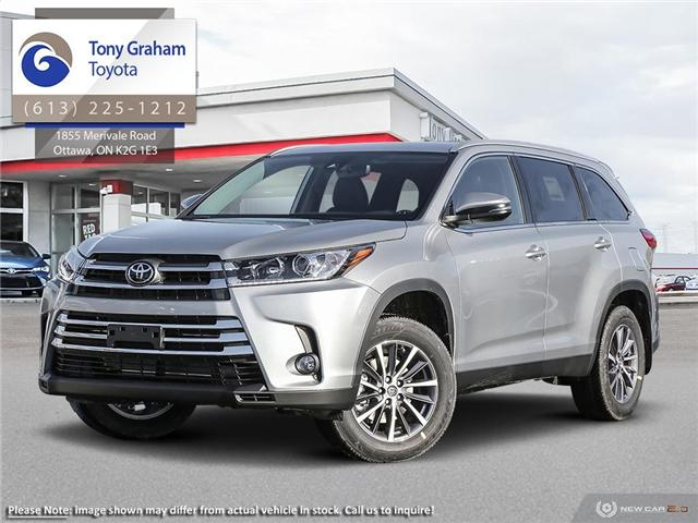 2019 Toyota Highlander XLE (Stk: 58164) in Ottawa - Image 1 of 23