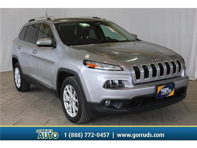 2015 Jeep Cherokee North (Stk: 536446) in Milton - Image 1 of 42