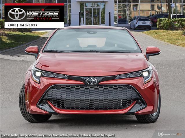 2019 Toyota Corolla Hatchback CVT (Stk: 68628) in Vaughan - Image 2 of 24