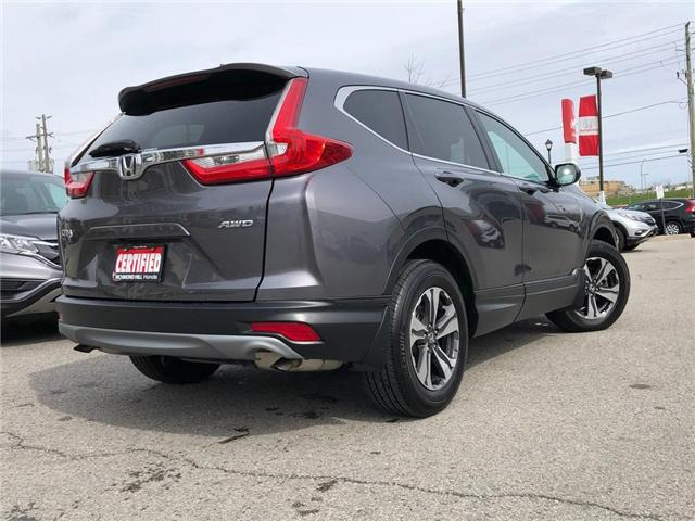 2017 Honda CR-V LX (Stk: 190770P) in Richmond Hill - Image 18 of 22