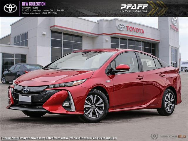 2019 Toyota Prius Prime Upgrade (Stk: H19431) in Orangeville - Image 1 of 24