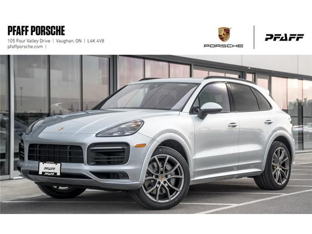 2019 Porsche Cayenne S (Stk: P14230) in Vaughan - Image 1 of 20