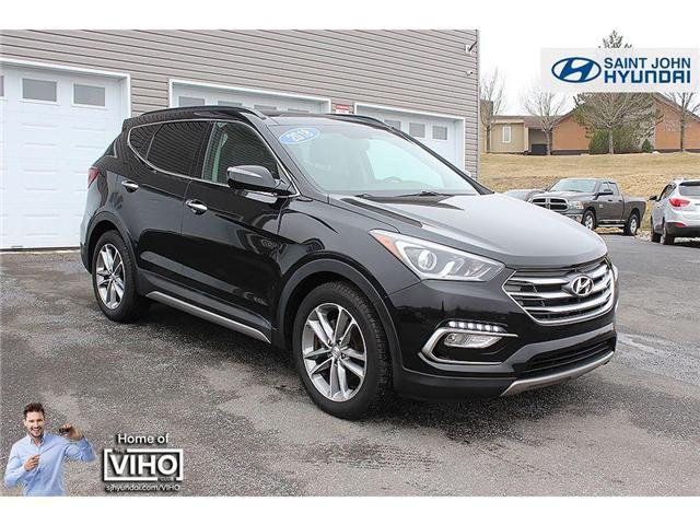 2018 Hyundai Santa Fe Sport  (Stk: U2152) in Saint John - Image 1 of 24