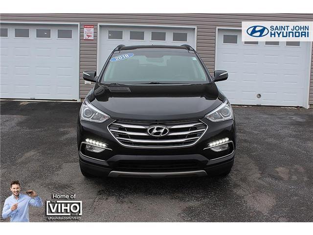 2018 Hyundai Santa Fe Sport  (Stk: U2152) in Saint John - Image 2 of 24