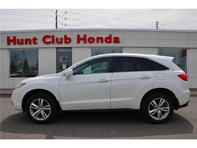 2014 Acura RDX Base (Stk: 7098A) in Gloucester - Image 1 of 27