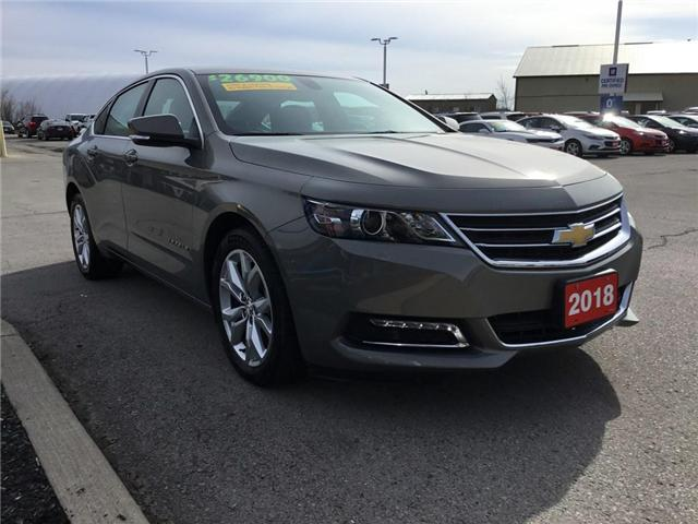 2018 Chevrolet Impala 1LT (Stk: 185351) in Grimsby - Image 3 of 14