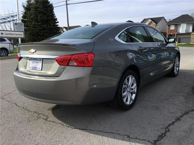 2018 Chevrolet Impala 1LT (Stk: 185351) in Grimsby - Image 4 of 14