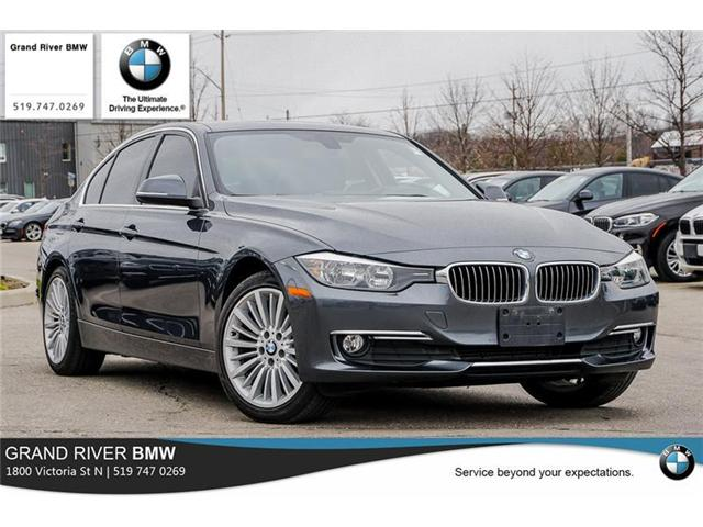 2015 BMW 320i xDrive (Stk: PW4830) in Kitchener - Image 1 of 6