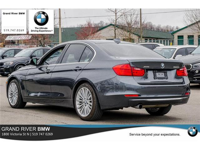2015 BMW 320i xDrive (Stk: PW4830) in Kitchener - Image 2 of 6
