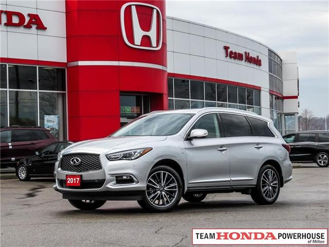 2017 Infiniti QX60 Base (Stk: 19123A) in Milton - Image 1 of 30