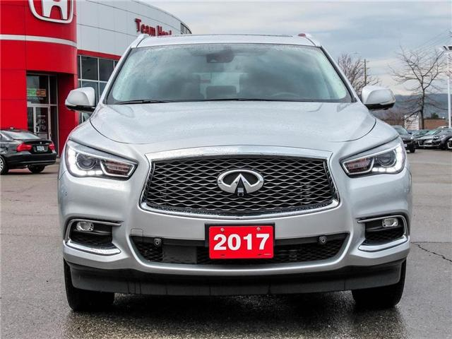 2017 Infiniti QX60 Base (Stk: 19123A) in Milton - Image 2 of 30