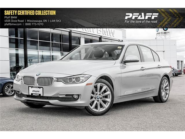 2014 BMW 320i xDrive (Stk: U5423) in Mississauga - Image 1 of 22