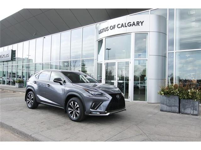 2019 Lexus NX 300 Base (Stk: 190270) in Calgary - Image 1 of 15