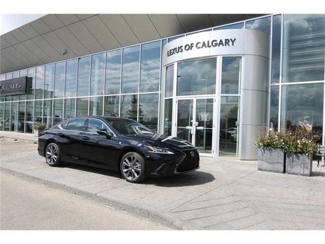 2019 Lexus ES 350 Premium (Stk: 190300) in Calgary - Image 1 of 14