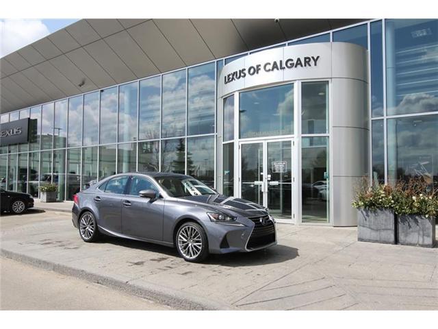 2019 Lexus IS 300 Base (Stk: 190473) in Calgary - Image 1 of 16