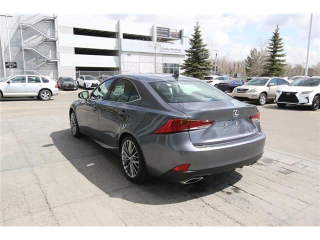 2019 Lexus IS 300 Base (Stk: 190473) in Calgary - Image 5 of 16