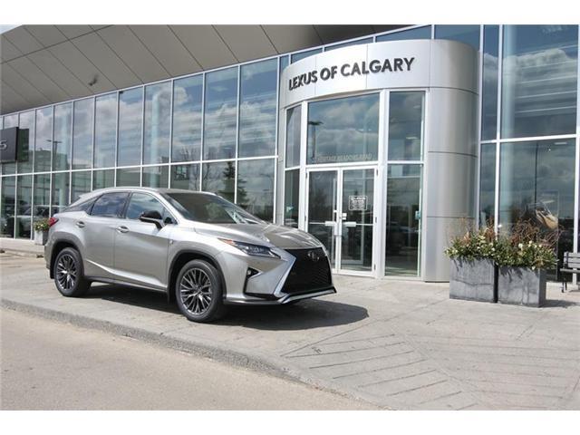 2019 Lexus RX 350 Base (Stk: 190530) in Calgary - Image 1 of 15