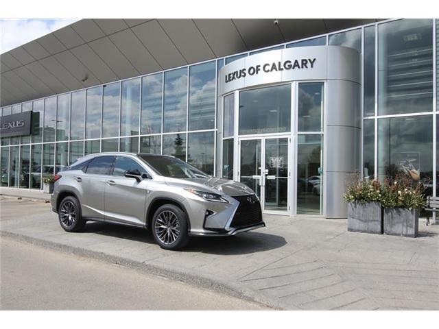 2019 Lexus RX 350 Base (Stk: 190542) in Calgary - Image 1 of 15