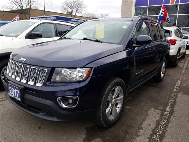 2017 Jeep Compass Sport/North (Stk: OP10241) in Mississauga - Image 1 of 17