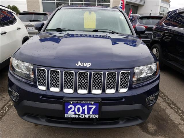 2017 Jeep Compass Sport/North (Stk: OP10241) in Mississauga - Image 2 of 17