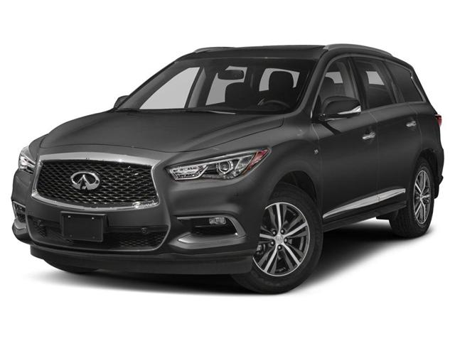 2018 Infiniti QX60 Base (Stk: H8110) in Thornhill - Image 1 of 9