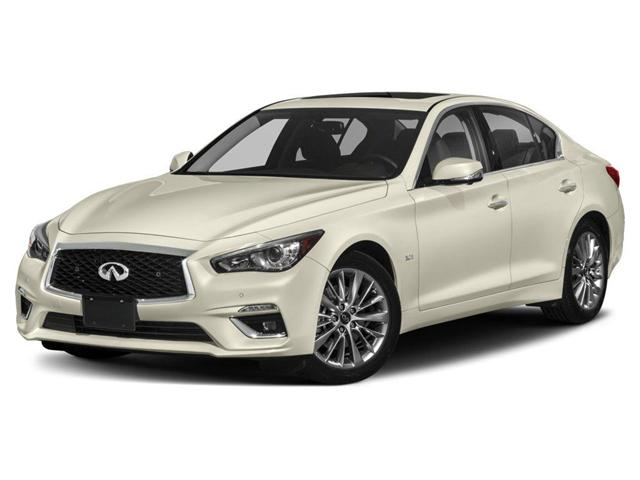 2019 Infiniti Q50 Red Sport 400 (Stk: H8730) in Thornhill - Image 1 of 9