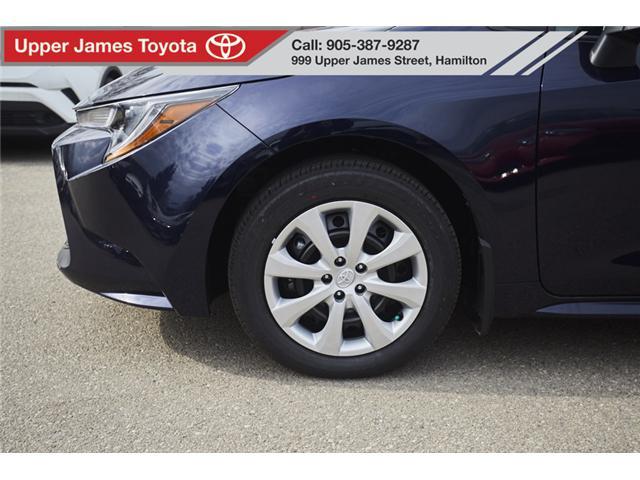 2020 Toyota Corolla LE (Stk: 200013) in Hamilton - Image 3 of 15