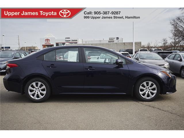 2020 Toyota Corolla LE (Stk: 200013) in Hamilton - Image 4 of 15