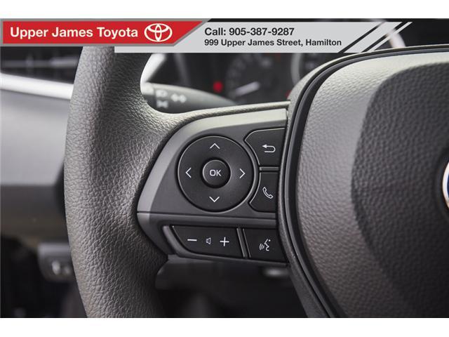 2020 Toyota Corolla LE (Stk: 200013) in Hamilton - Image 13 of 15
