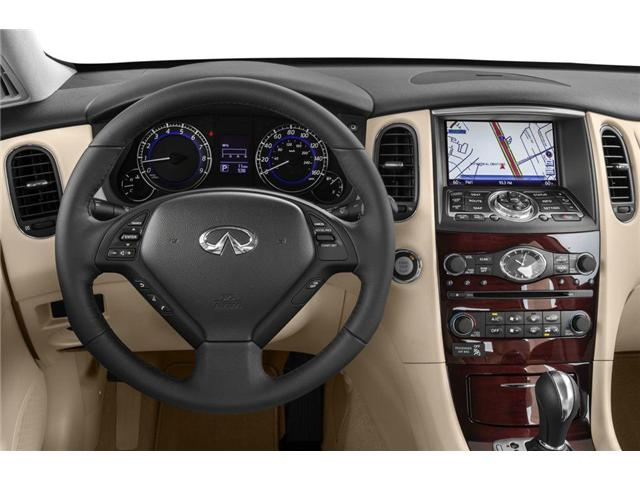 2017 Infiniti QX50 Base (Stk: H7729) in Thornhill - Image 4 of 9