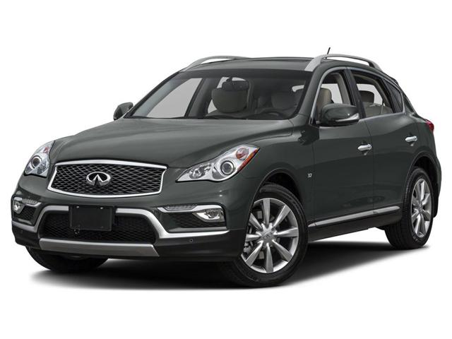 2017 Infiniti QX50 Base (Stk: H7587) in Thornhill - Image 1 of 9