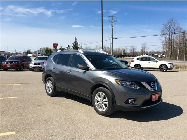 2015 Nissan Rogue SV (Stk: P1986) in Smiths Falls - Image 4 of 12