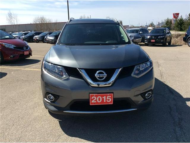 2015 Nissan Rogue SV (Stk: P1986) in Smiths Falls - Image 5 of 12