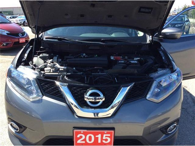 2015 Nissan Rogue SV (Stk: P1986) in Smiths Falls - Image 10 of 12