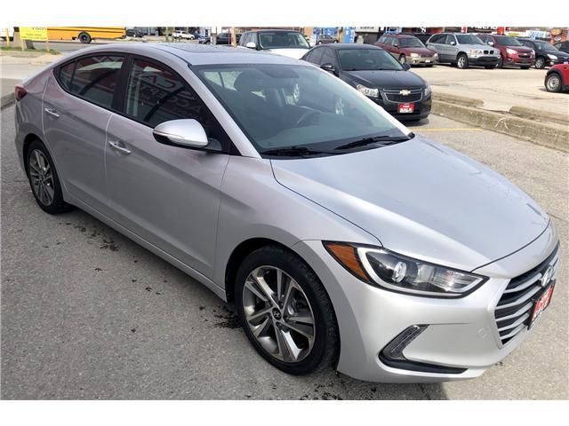 2017 Hyundai Elantra GLS (Stk: 380205) in Toronto - Image 4 of 14
